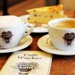 創業1914年、愛され続ける老舗カフェ | Café Wacker