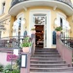 1919年創業老舗・フランクフルトのカフェ | Café Laumer