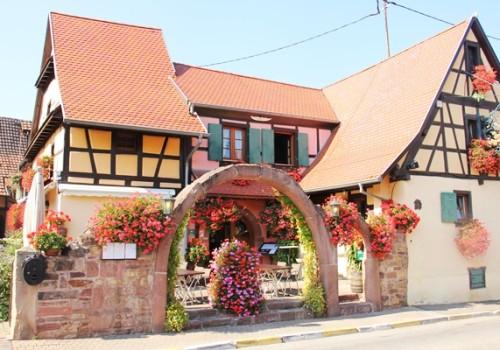 アルザスのワイン街道へ!美しい旧市街が残るコルマール